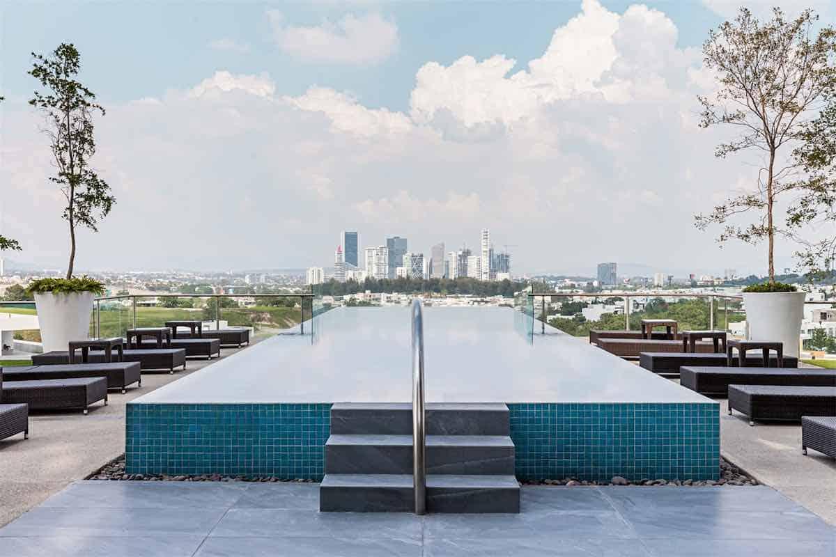 Chequea este ático privado con increíble vistas panorámicas en Jalisco, México a la venta por $1 millón