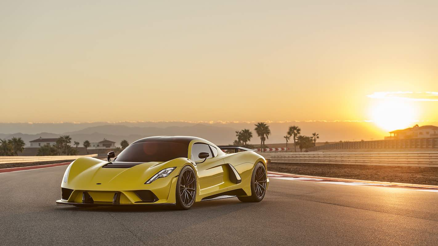 Hennessey estrena su poderoso Venom F5: Un hiperdeportivo de $1,6 millones listo para romper la barrera de los 482 km/h