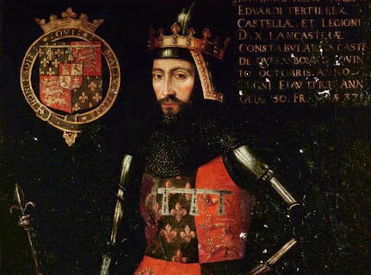 Juan de Gante, duque de Lancaster