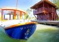"""La exclusiva """"Makepeace Island"""" en Noosa, Australia del billonario Sir Richard Branson"""