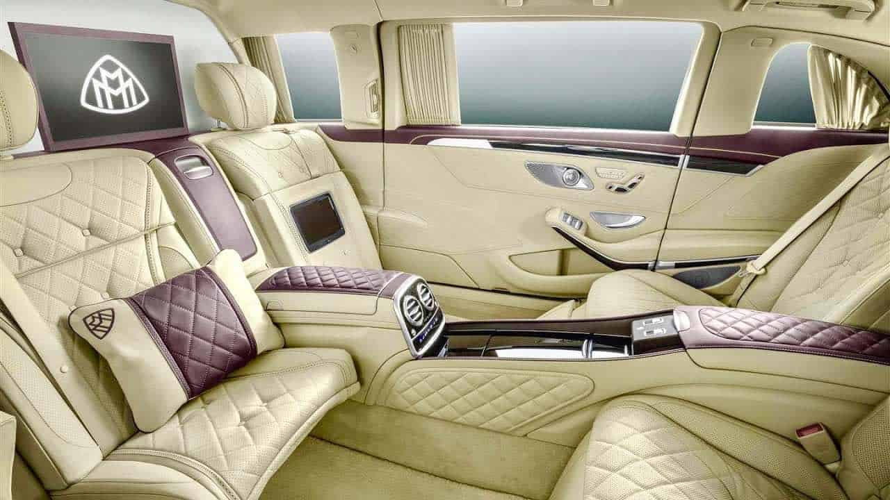Mercedes-Maybach S600 Pullman 2018