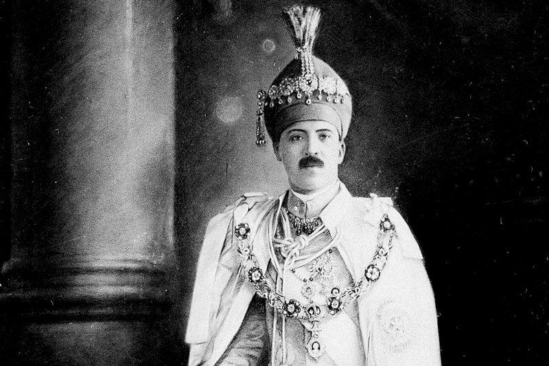 Mir Osman Ali Khan