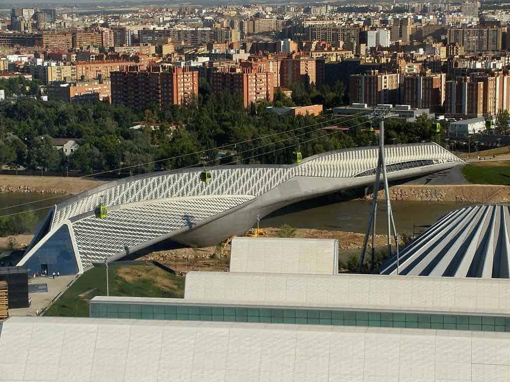 Pabellón Puente Zaragoza