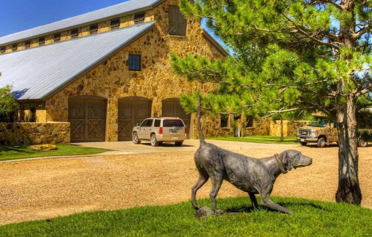 El magnate T. Boone Pickens pone a la venta su enorme rancho