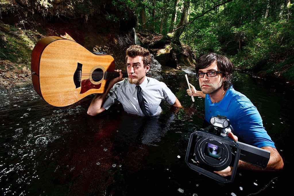 Rhett y Link