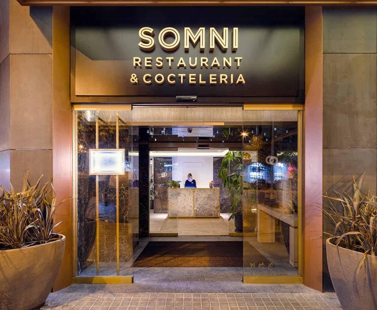 Somni Restaurant & Cocteleria de The One Barcelona
