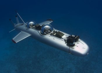 """Super Falcon Mark II"" Un Submarino De $1.7 Millones Por Deepflight"