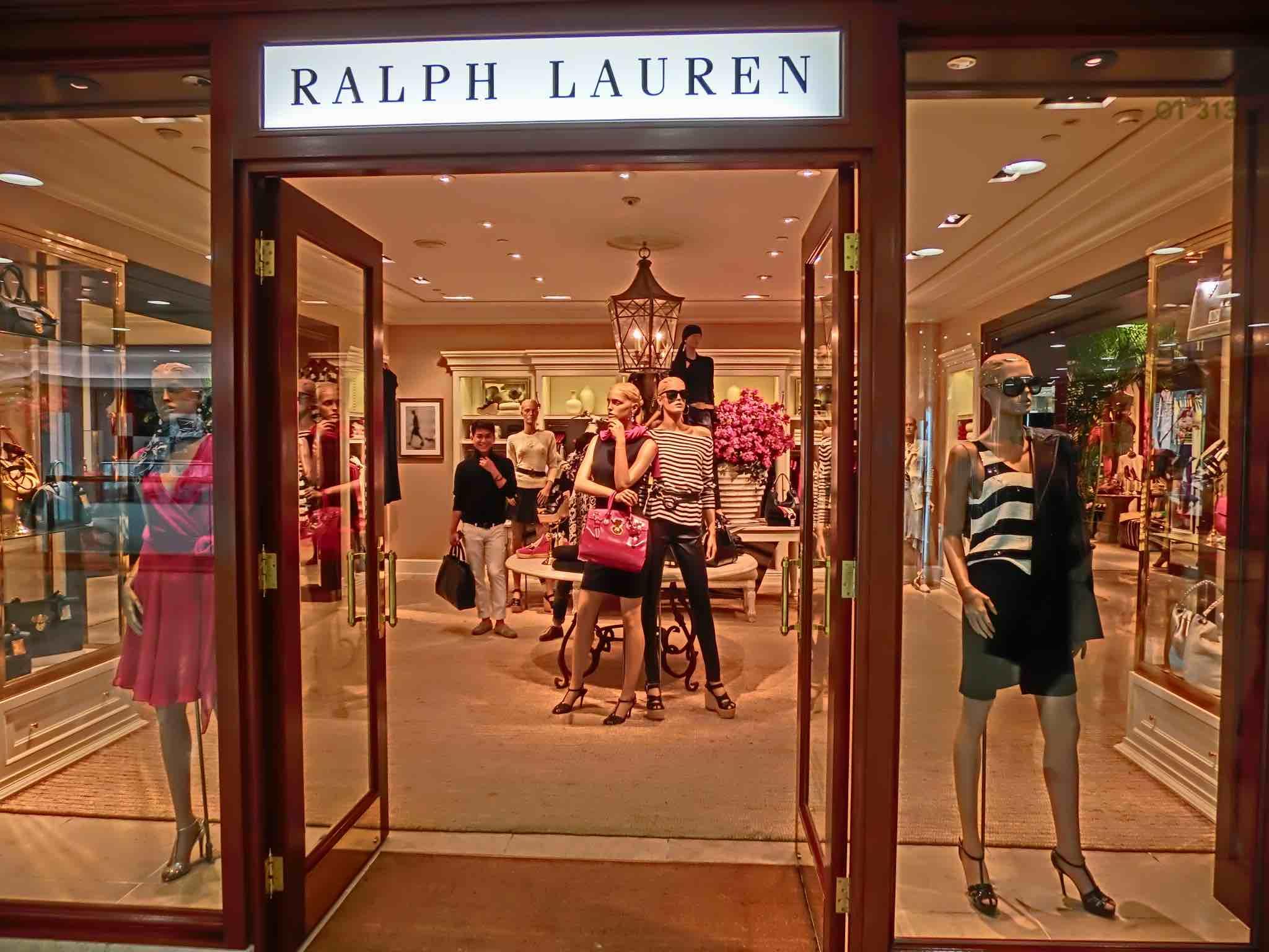 Tienda Ralph Lauren