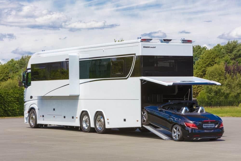 Variomobil Signature 1200: Ultra lujosa autocaravana de $1 millón