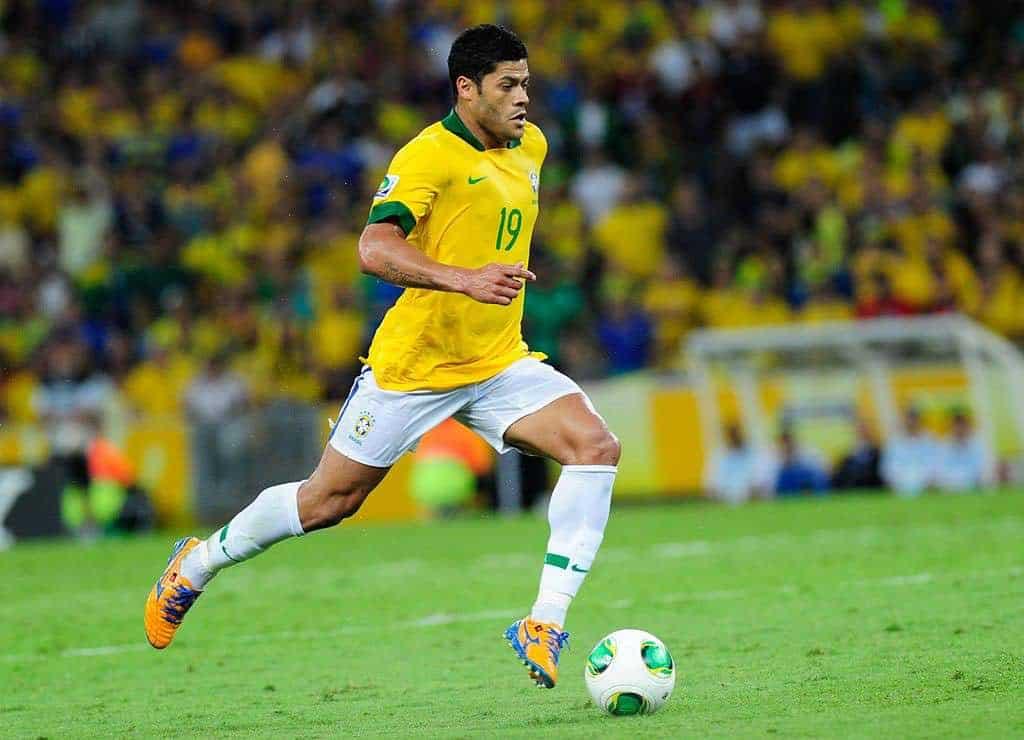 """Givanildo Vieira de Sousa """"Hulk"""""""