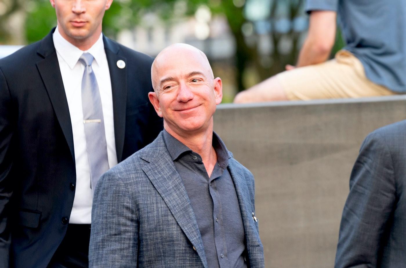 Patrimonio neto personal de Jeff Bezos