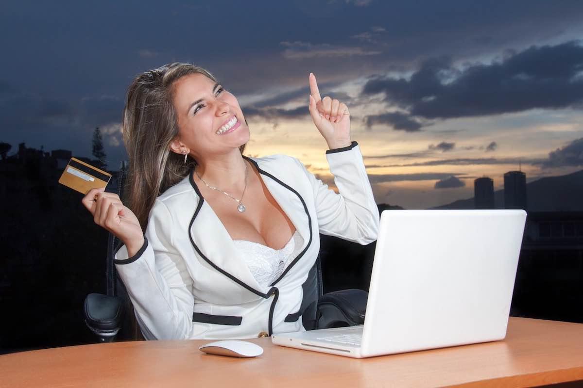 Mujer de negocio