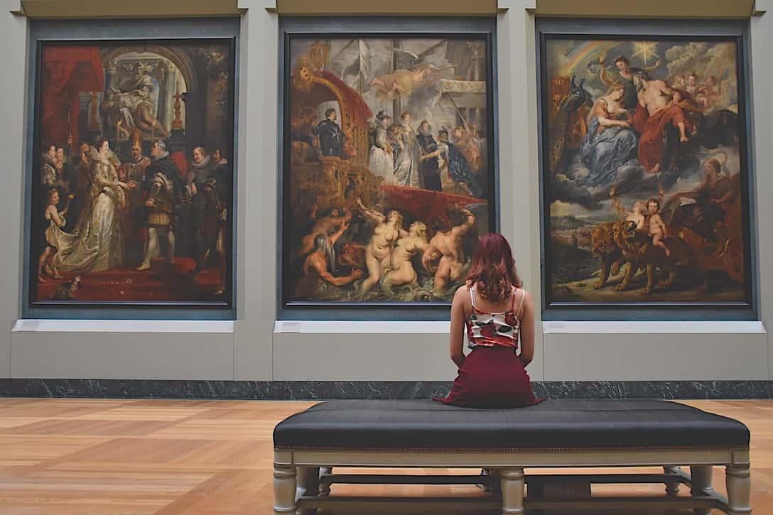 Museo: Obras de Artes