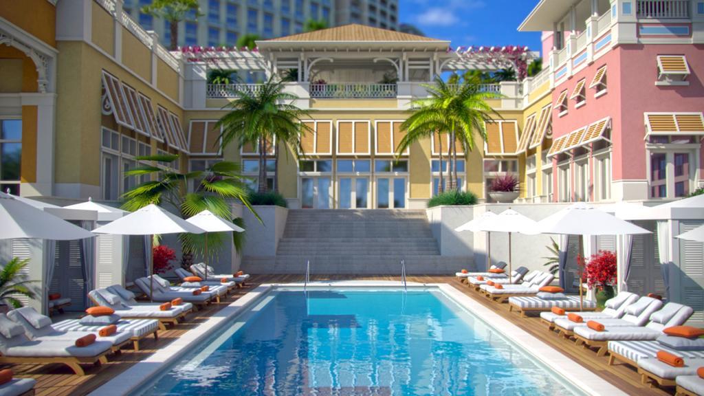 SLS BAHA MAR es el nuevo mega resort de $4,3 mil millones en las Bahamas