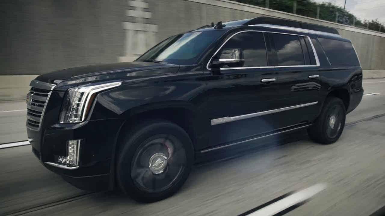 Cadillac Escalada Armada