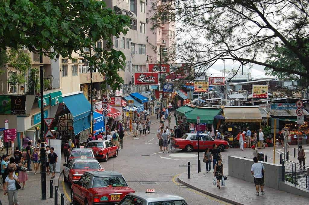 Mercado Stanley, Hong Kong