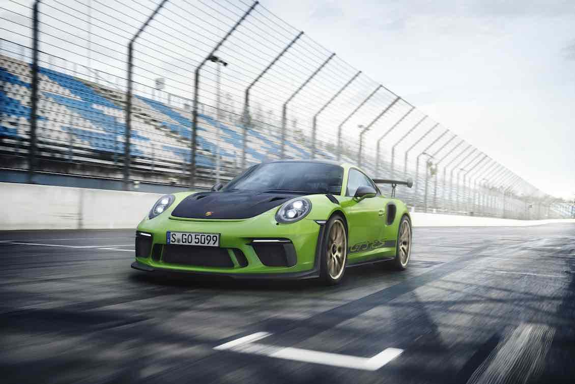 """Nuevo """"Porsche 911 GT3 RS"""": Con el foco puesto en la competición"""