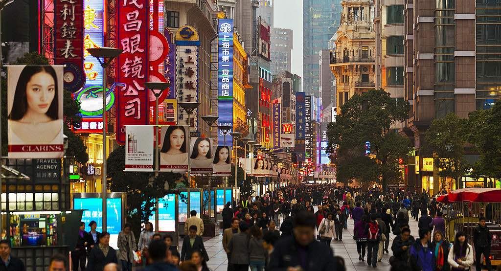 Shanghai Street, Hong Kong