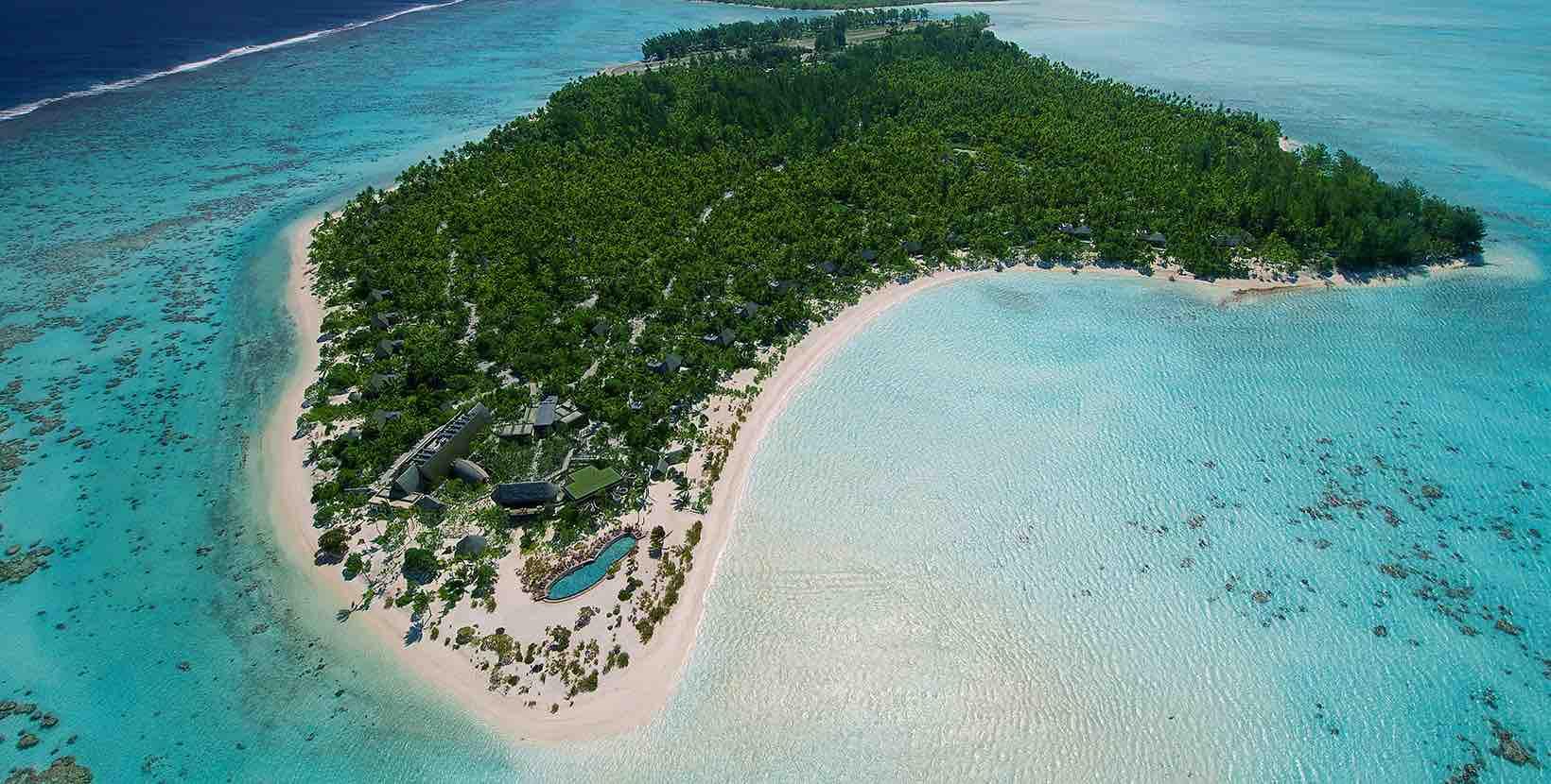 The Brando: Ultra exclusivo resort en una isla privada de Tahití del actor Marlon Brando