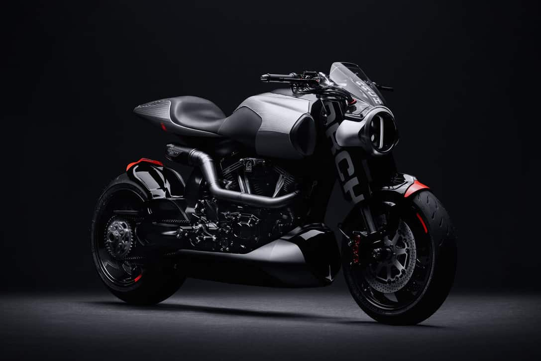 "La motocicleta ""METHOD 143"" de 2018 por Arch Motorcycles es The One"