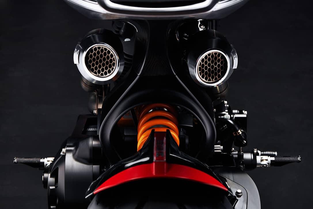 """La motocicleta """"METHOD 143"""" de 2018 por Arch Motorcycles es The One"""