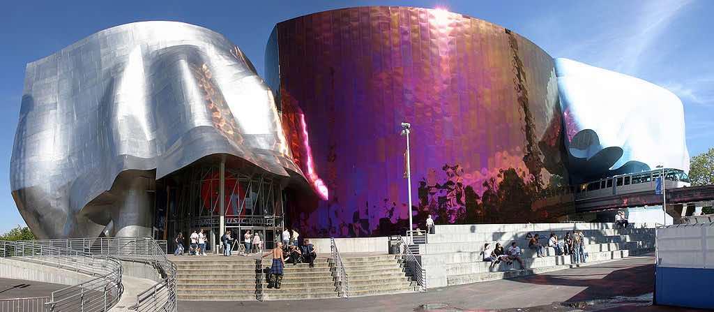 Museo Experimental de Música en Seattle, EE.UU.