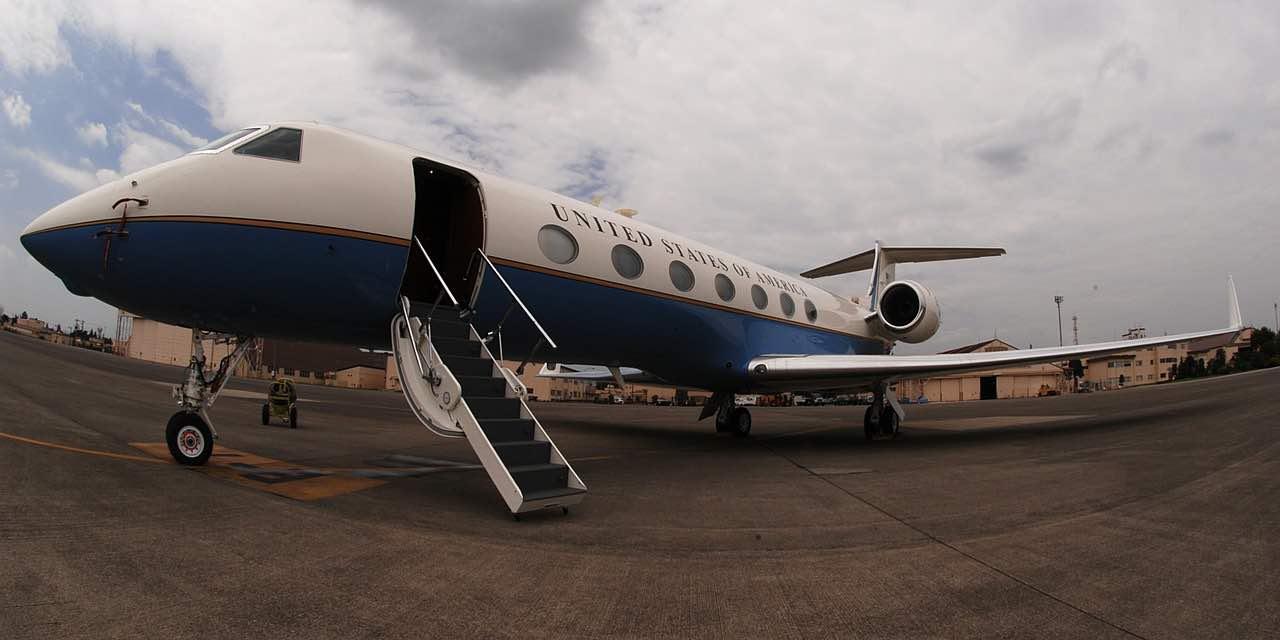 "Jet privado ""Gulfstream"""