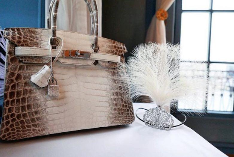 Hermès es culpable de diseñar el bolso más caro del mundo