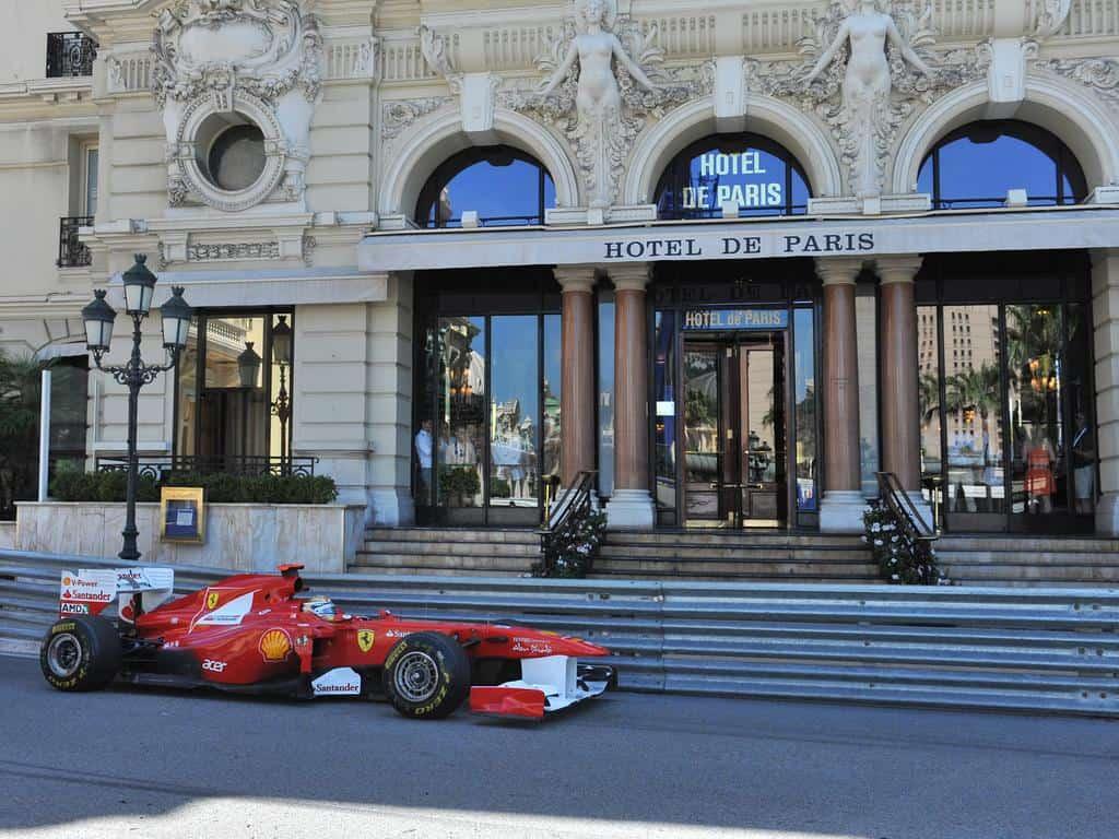 Hótel de Paris Monte-Carlo