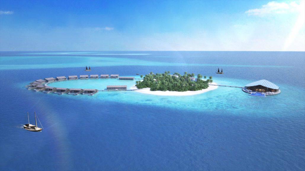 Kudadoo Maldives Private Island by Hurawalhi, nuevo resort de lujo en la Maldivas