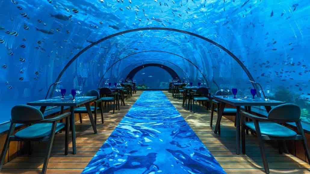 Nuevo resort de lujo en la Maldivas