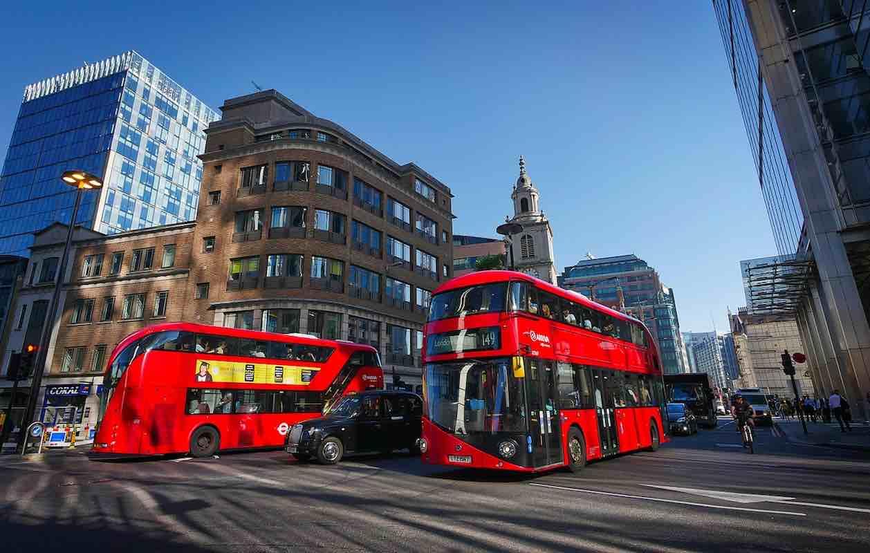 Londres: Una de las 10 ciudades más ricas del mundo 2020