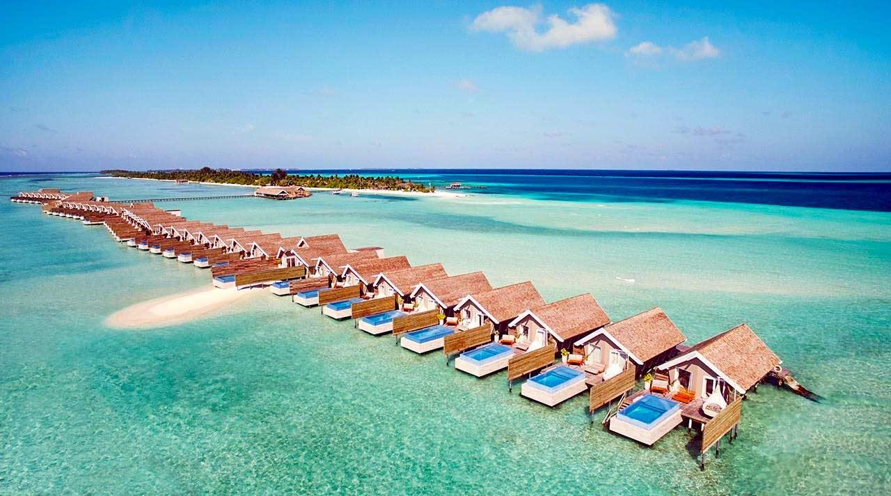 Lux* Maldives Resort En South Ari