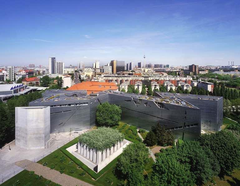 Museo Judío en Berlín, Alemania