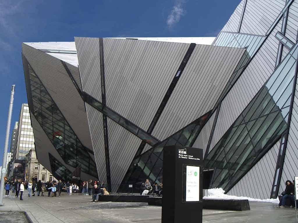 Museo Real de Ontario en Ontario, Canadá