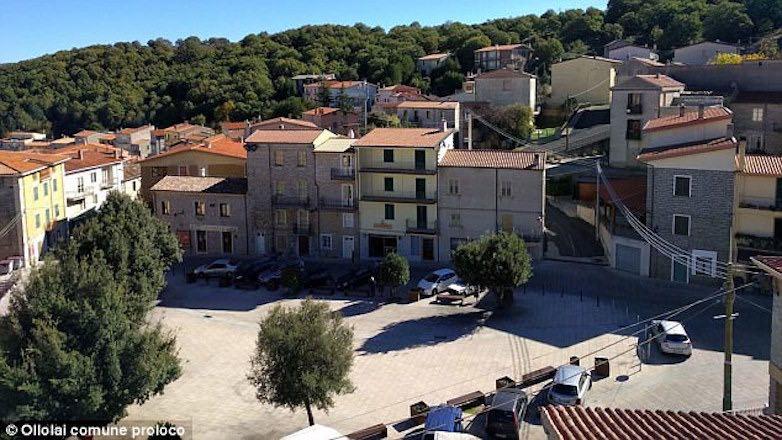 ¡Compra una casa en un pueblo italiano por solo UN EURO! Se venden 200 casas en un pueblo en la isla de Cerdeña para evitar su extinción