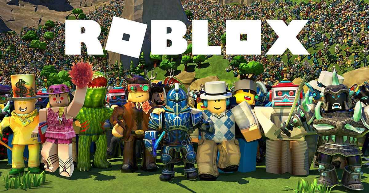 Plataforma de videojuegos Roblox