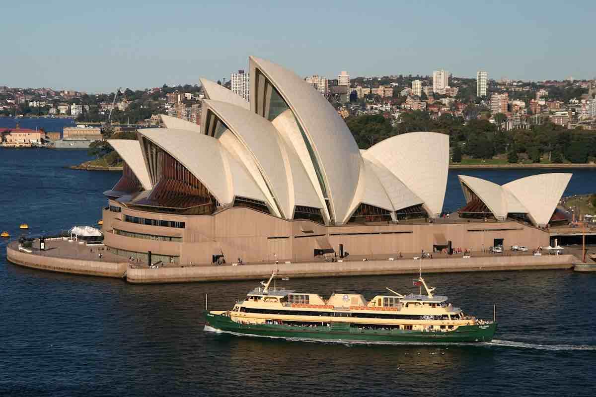 Sídney: Una de las 10 ciudades más ricas del mundo 2020