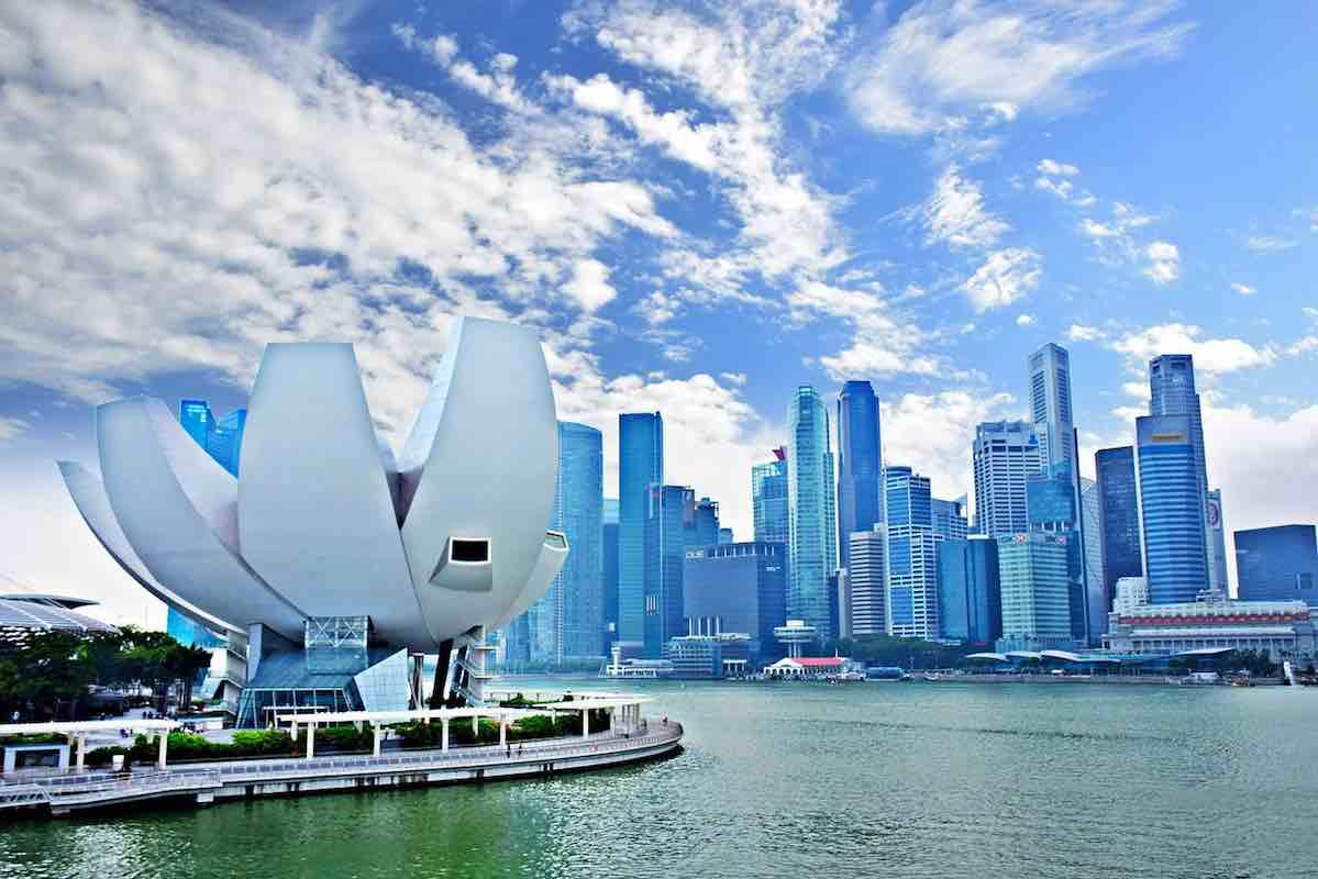 Marina Bay, Singapur: Una de las 10 ciudades más ricas del mundo 2020