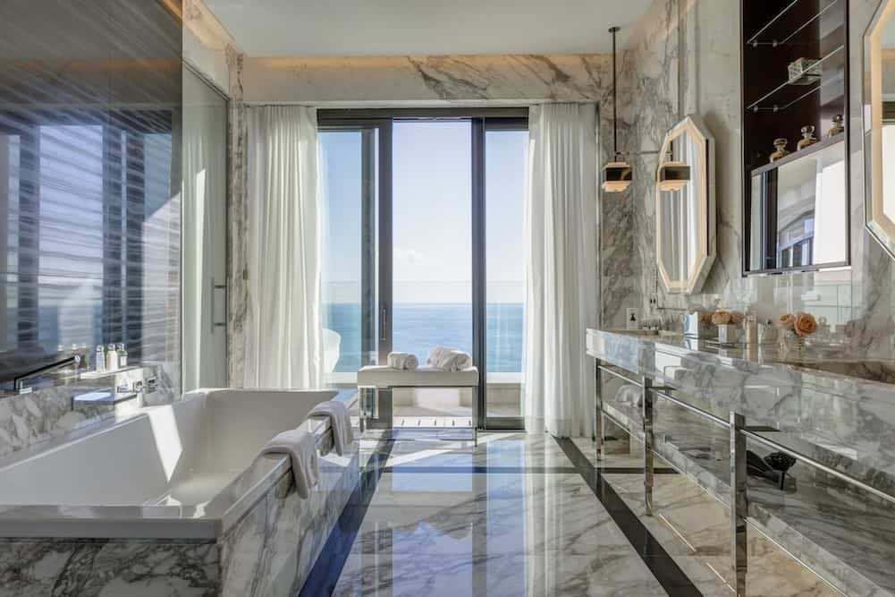 La lujosa Suite Princesa Grace cuesta la suma de $38.000 por noche