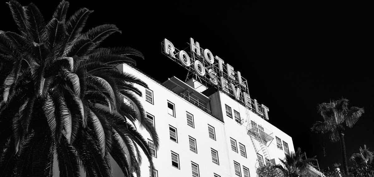 The Hollywood Roosevelt Hotel: Donde los Premios Óscar nacieron