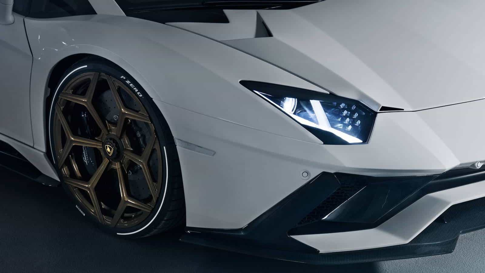 Lamborghini Aventador S por Novitec