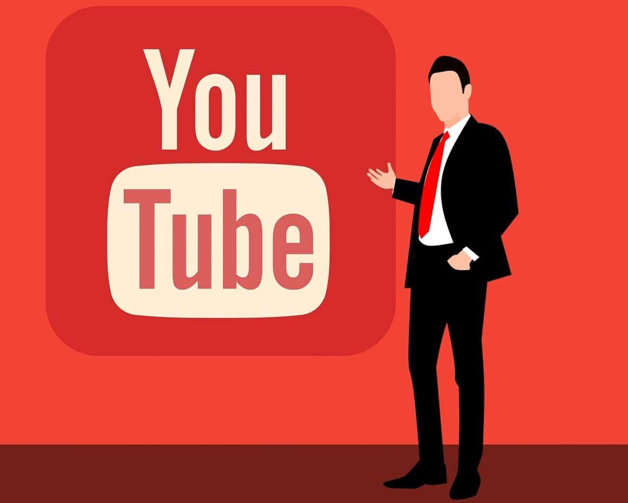 Un canal de YouTube, se puede emprender con poco dinero.