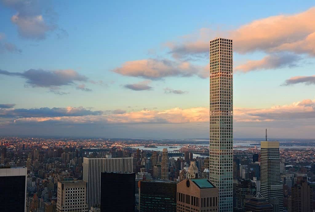 432 Park Avenue, ultra lujoso condominio en Manhattan
