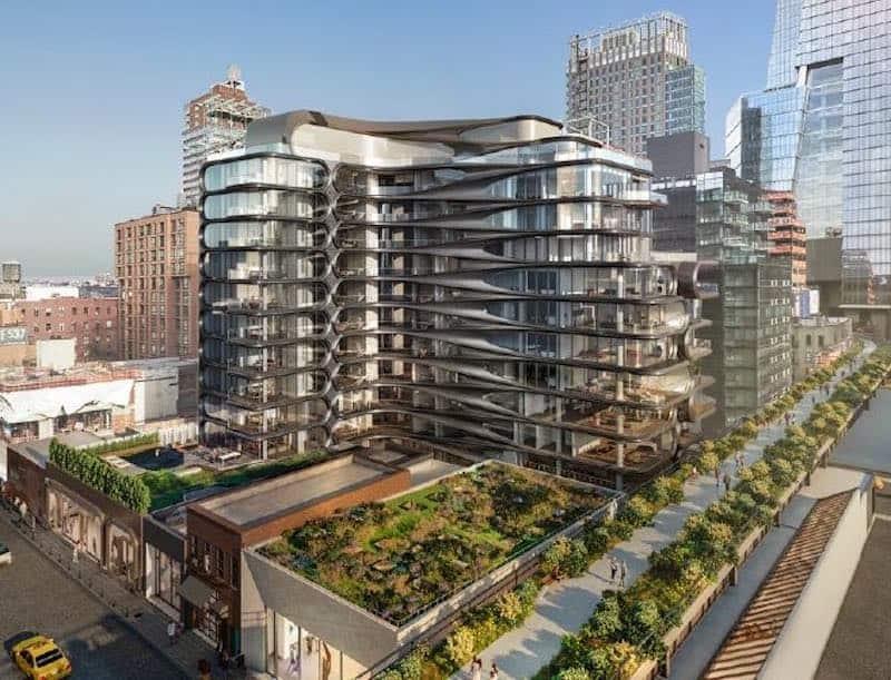 Ultra lujoso penthouse en el 520 West 28th diseñado por la arquitecta Zaha Hadid