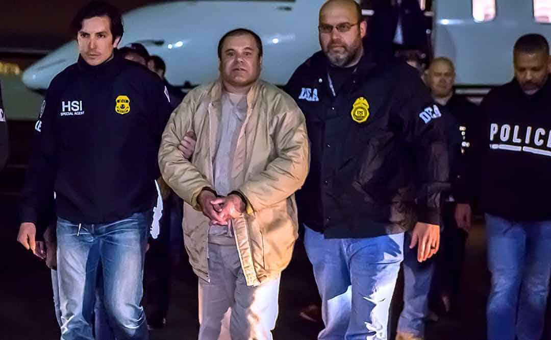 """Capo de la droga Joaquín """"El Chapo"""" Guzmán"""