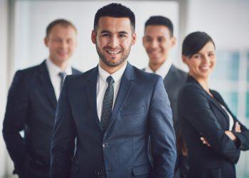 Líder de negocios