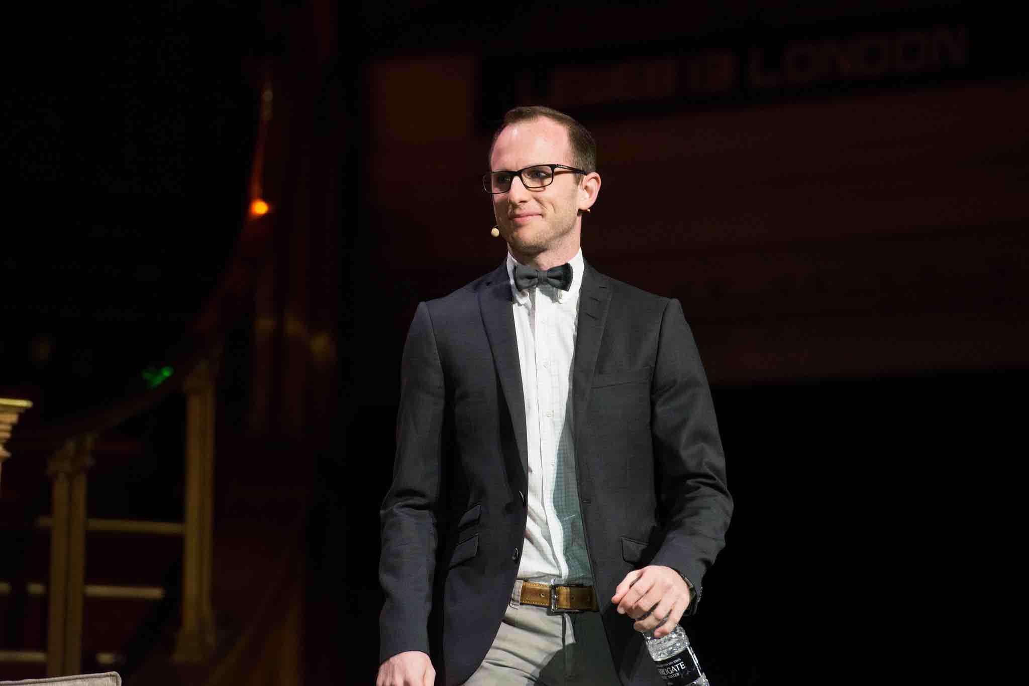 Joe Gebbia, co-fundador de Airbnb