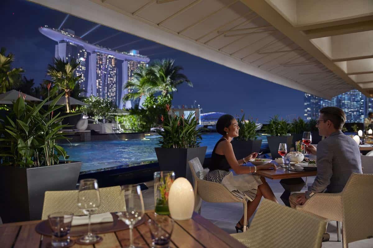 Descubra Marina Bay con Mandarin Oriental, Singapur