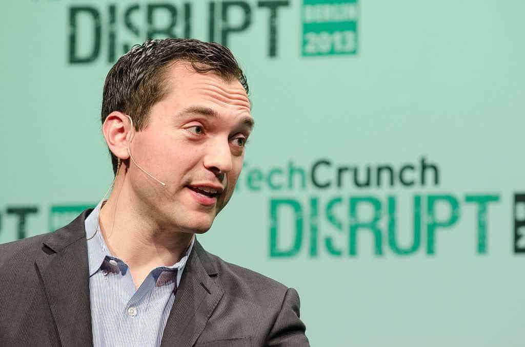 Nathan Blecharczyk, co-fundador de Airbnb